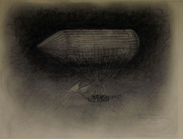 Ballon cylindro conique